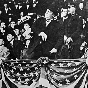 This year marks the 100th anniversary of President William Howard Taft throwing out the first ball of the baseball season. Since 1910, every president has had his moment in the spotlight, whether it be from the stands or on the pitcher's mound. SI.com presents Presidential Pitches, from 18 leaders of the free world.